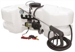 115 LTR Spot Sprayer 7.9 l/m c/w Gauge, Valve & Agitation