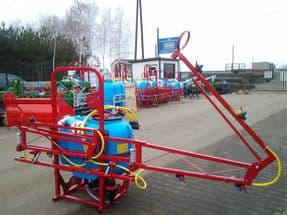 400L 3 Point Linkage Sprayer w/ 6mtr Boom
