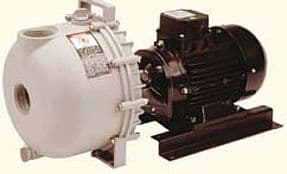 5.5 HP Electric Motor Driven w/ Pacer S Series 200PPV-ET5