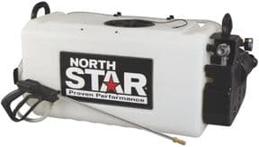 NORTHSTAR 98L High Pressure Deluxe Spot Sprayer