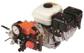 Petrol engine driven MP30