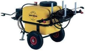 Pulvexel 50L 12V Electric Trailed Sprayer
