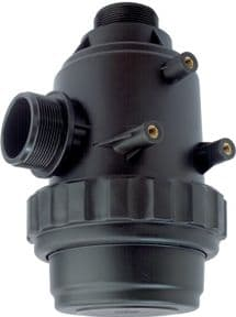 Suction Filter - 180 Lpm - 80