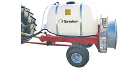 Trailed Airblast Sprayer 400L