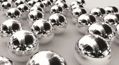 Aprilia Footrest Detent Ball Bearing AP8101861