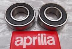 Aprilia RS125 RS250 Tuono OEM Front Wheel Bearing (Pair) AP8125644