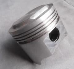ASSO 4-ring Piston Grade A Moto Guzzi T3 T4 17060252/CA
