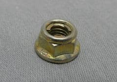 Cagiva Flanged Self-locking Nut M6 BZPY 800044240