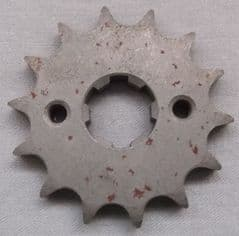 DB Motori TTX125 / 150 Front Drive Sprocket z=14 teeth 172012-J0500