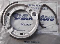 Genuine DB Motori Brake Shoe Set c/w Spring CEA0000000010