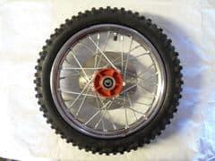 Genuine DB Motori Front Wheel Complete - 12