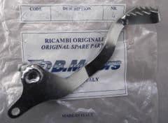 Genuine DB Motori Rear Brake Pedal AGF0000000010