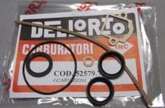 Genuine Dellorto SHA Gasket set 52579