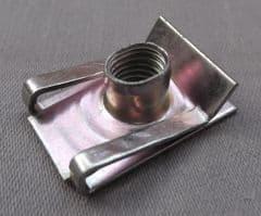 Genuine KTM Body Panel Clip Range Change Nut M8 54603048000