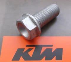 Genuine KTM Flanged Hex Head Bolt HH Collar Screw M10x24 WS=13 0015100243