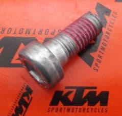 Genuine KTM Front Fork Bottom Bolt 0912100250