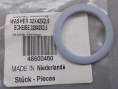 Genuine KTM Front Fork WP Nylon Washer Shim 32x42x2.5mm 48600460