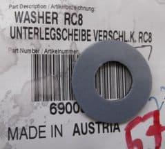 Genuine KTM RC8 Rubber washer 69008026060