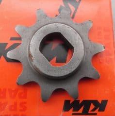 Genuine KTM SX 50 Front Sprocket z=10T 45133029010