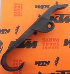 Genuine KTM SX 50 Swingarm Pivot Protector Chain Runner 45104066000