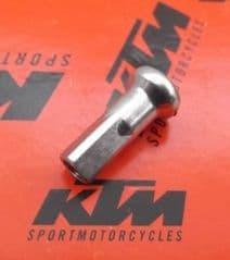 Genuine KTM SX 50 Wheel Spoke Nipple 3mm 45109072000