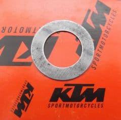 Genuine KTM SX50 Clutch Centre Thrust Washer 0.4mm 45132020040