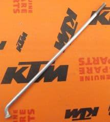Genuine KTM SX50 Front Wheel Spoke 3x124mm 45109071129