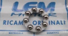 Genuine LEM CX1 L2 LX1 Rear Wheel Bearing 2600710/7