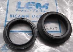 Genuine LEM CX3 LX3 Sport Front Fork Oil & Dust Seal Kit 2024500430/21