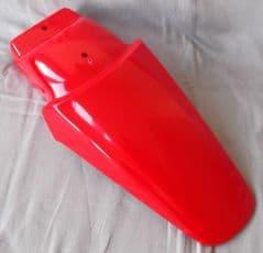 Genuine LEM DX2 Junior / LX2 Sport / NX2 Rear Mudguard Fender - Red 2036100850R