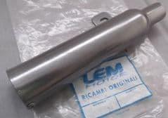 Genuine LEM LX1 LX2 Exhaust Silencer 2600560