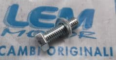 Genuine LEM LX2 LX3 Front Fork Axle Clamp Screw with Washer MAR520196