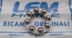 Genuine LX1 Front / Rear Wheel Bearing 2300710/7