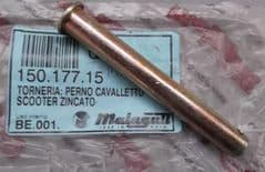 Genuine Malaguti Centro Ciak F12 Phantom Yesterday Centre Stand Pivot Pin 150.177.15
