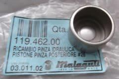 Genuine Malaguti Ciak F12 Phantom F15 Firefox Rear Brake Caliper Piston 119.462.00