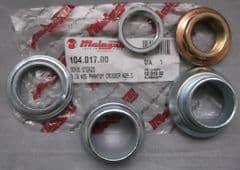 Genuine Malaguti F12 F15 Fire Fox Steering Head Bearing Race Set 104.017.00
