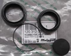 Genuine Malaguti F12 Phantom 50 Front Fork Oil Seal Kit 120.312.00 (per side)
