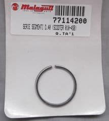 Genuine Malaguti F12 Phantom F15 Fire Fox Piston Ring Set d=40mm 771.142.00