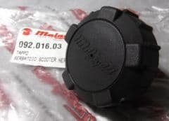 Genuine Malaguti Fuel Tank Filler Cap Grizzly / Scooters 092.016.03