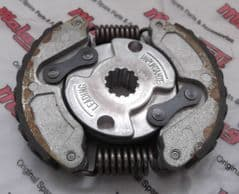Genuine Malaguti Grizzly 10 / 12 2-shoe Clutch Assembly (S6 Engine) 611.125.00