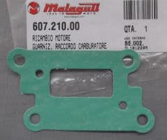 Genuine Malaguti Grizzly 10 / 12 Carburettor Inlet Gasket 607.210.00