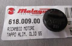 Genuine Malaguti Grizzly 10 / 12 Engine Oil Filler Cap Plug 618.009.00