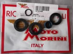 Genuine Malaguti Grizzly 10 / 12 Engine Oil Seal Set 617.214.00