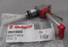 Genuine Malaguti Grizzly 10/12 Fuel tap (2007 on) - 093.106.00