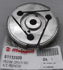 Genuine Malaguti Grizzly 10 / 12 High Performance Clutch Assembly 611.126.00