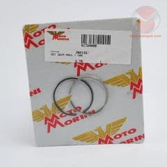 Genuine Malaguti Grizzly 10 / 12 Piston Ring Set +1.00mm Oversize 617.240.00