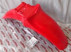 Genuine Malaguti Grizzly 10 Front Mudguard Fender Red 055.059.01