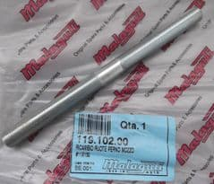 Genuine Malaguti Grizzly 12 Front Wheel Spindle Axle PIn 119.102.00
