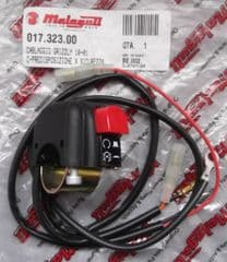 Genuine Malaguti Grizzly Engine Run / Stop Handlebar Cut-out Switch 017.323.00
