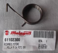 Genuine Malaguti Grizzly Kickstart Return Spring (1990 - 2001) 611.023.00